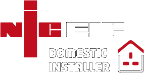 NIC EIC Domestic Installer accredited